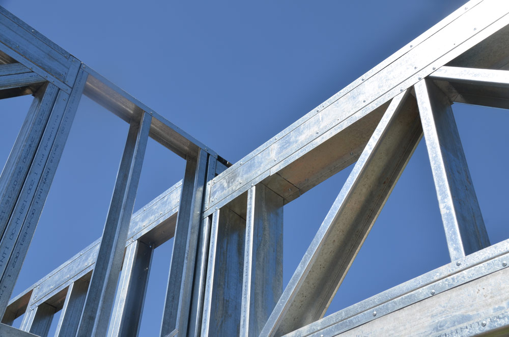 Steel framing a import ncia do planejamento blog da - Perfiles acero galvanizado ...